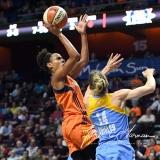 WNBA Connecticut Sun 93 vs. Chicago Sky 72 (33)