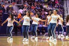WNBA Connecticut Sun 93 vs. Chicago Sky 72 (34)