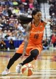 WNBA Connecticut Sun 93 vs. Chicago Sky 72 (40)