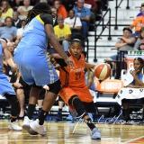 WNBA Connecticut Sun 93 vs. Chicago Sky 72 (43)