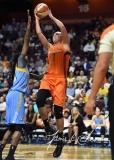 WNBA Connecticut Sun 93 vs. Chicago Sky 72 (47)