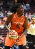 WNBA Connecticut Sun 93 vs. Chicago Sky 72 (48)