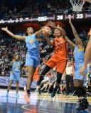WNBA Connecticut Sun 93 vs. Chicago Sky 72 (50)