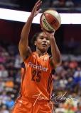 WNBA Connecticut Sun 93 vs. Dallas Wings 87 (14)