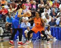 WNBA Connecticut Sun 93 vs. Dallas Wings 87 (15)