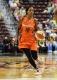 WNBA Connecticut Sun 93 vs. Dallas Wings 87 (18)