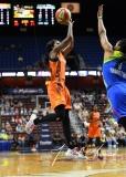 WNBA Connecticut Sun 93 vs. Dallas Wings 87 (19)