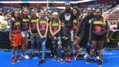 WNBA Connecticut Sun 93 vs. Dallas Wings 87 (2)