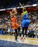 WNBA Connecticut Sun 93 vs. Dallas Wings 87 (23)