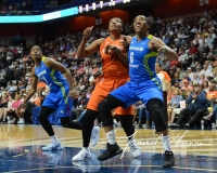 WNBA Connecticut Sun 93 vs. Dallas Wings 87 (26)