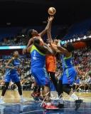WNBA Connecticut Sun 93 vs. Dallas Wings 87 (27)