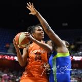 WNBA Connecticut Sun 93 vs. Dallas Wings 87 (29)
