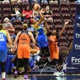 WNBA Connecticut Sun 93 vs. Dallas Wings 87 (31)