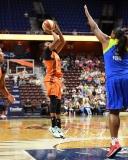 WNBA Connecticut Sun 93 vs. Dallas Wings 87 (34)