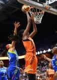 WNBA Connecticut Sun 93 vs. Dallas Wings 87 (35)