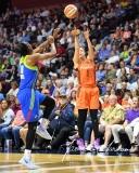 WNBA Connecticut Sun 93 vs. Dallas Wings 87 (36)