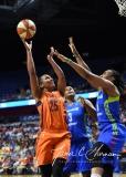 WNBA Connecticut Sun 93 vs. Dallas Wings 87 (37)