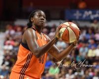 WNBA Connecticut Sun 93 vs. Dallas Wings 87 (39)