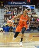 WNBA Connecticut Sun 93 vs. Dallas Wings 87 (43)
