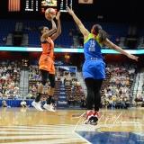 WNBA Connecticut Sun 93 vs. Dallas Wings 87 (44)