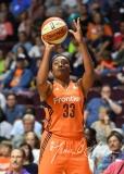 WNBA Connecticut Sun 93 vs. Dallas Wings 87 (46)