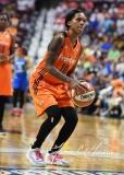 WNBA Connecticut Sun 93 vs. Dallas Wings 87 (54)