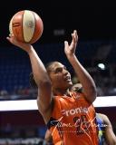 WNBA Connecticut Sun 93 vs. Dallas Wings 87 (55)