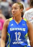 WNBA Connecticut Sun 93 vs. Dallas Wings 87 (63)