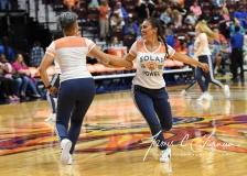 WNBA Connecticut Sun 93 vs. Dallas Wings 87 (67)