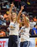 WNBA Connecticut Sun 93 vs. Dallas Wings 87 (73)