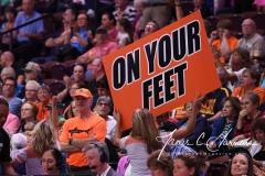 WNBA Connecticut Sun 93 vs. Dallas Wings 87 (76)