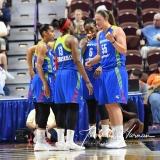WNBA Connecticut Sun 93 vs. Dallas Wings 87 (83)