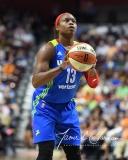 WNBA Connecticut Sun 93 vs. Dallas Wings 87 (86)