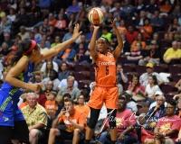 WNBA Connecticut Sun 93 vs. Dallas Wings 87 (9)