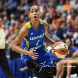 WNBA Connecticut Sun 93 vs. Dallas Wings 87 (94)