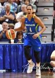 WNBA Connecticut Sun 93 vs. Dallas Wings 87 (97)