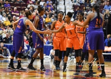 WNBA Connecticut Sun 93 vs. Phoenix Mercury 92 (10)