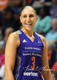 WNBA Connecticut Sun 93 vs. Phoenix Mercury 92 (102)