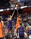 WNBA Connecticut Sun 93 vs. Phoenix Mercury 92 (107)