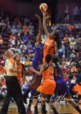 WNBA Connecticut Sun 93 vs. Phoenix Mercury 92 (11)
