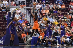 WNBA Connecticut Sun 93 vs. Phoenix Mercury 92 (12)