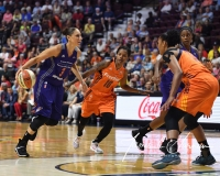 WNBA Connecticut Sun 93 vs. Phoenix Mercury 92 (13)