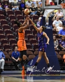 WNBA Connecticut Sun 93 vs. Phoenix Mercury 92 (18)