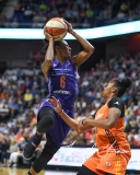 WNBA Connecticut Sun 93 vs. Phoenix Mercury 92 (29)
