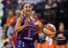 WNBA Connecticut Sun 93 vs. Phoenix Mercury 92 (32)