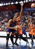 WNBA Connecticut Sun 93 vs. Phoenix Mercury 92 (36)