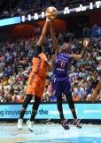 WNBA Connecticut Sun 93 vs. Phoenix Mercury 92 (44)