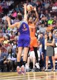 WNBA Connecticut Sun 93 vs. Phoenix Mercury 92 (77)