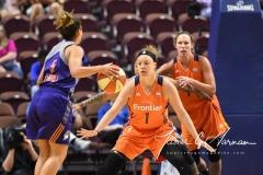 WNBA Connecticut Sun 93 vs. Phoenix Mercury 92 (78)