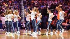 WNBA Connecticut Sun 93 vs. Phoenix Mercury 92 (81)